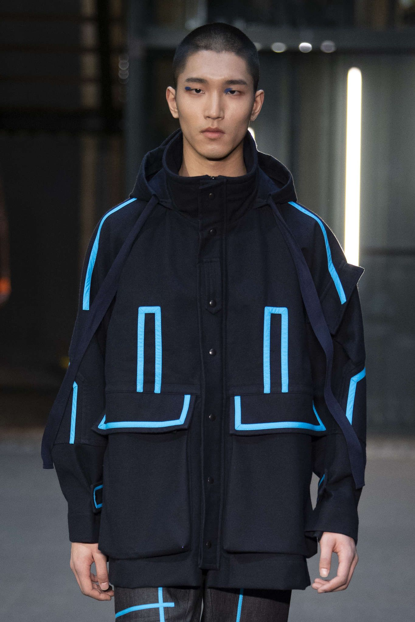 Pronounce Fashion week hommes, Mode homme hiver