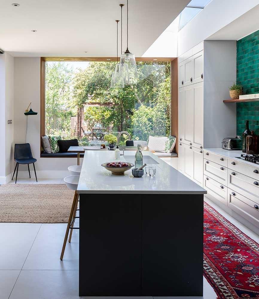 Kitchen Garden London: Interior & Garden