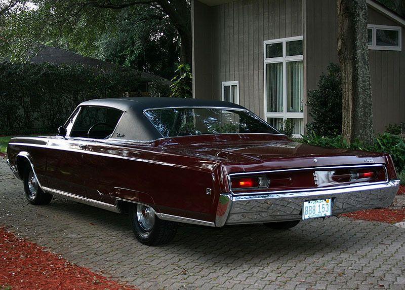 1968 chrysler newport coupe mjc classic cars pristine. Black Bedroom Furniture Sets. Home Design Ideas