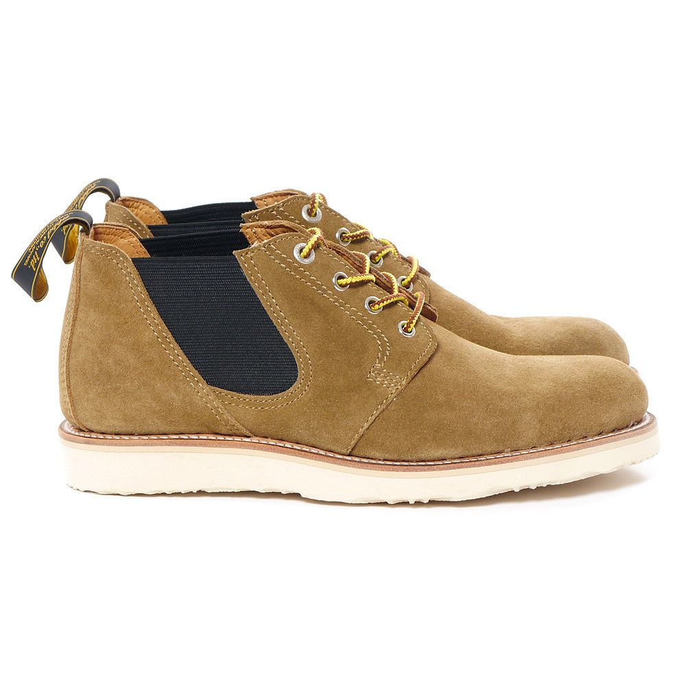 Neighborhood Officer / Cl-Shoes Brown