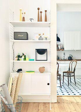 Cool String Neu Sortiert Relaxed Solebich Interior Einrichtung Esszimmer  Diningroom With String Regale
