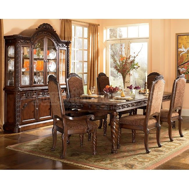 North Shore Rectangular Dining Room Set  Furniturepick Dining Alluring Ashley Dining Room Table Set Design Decoration