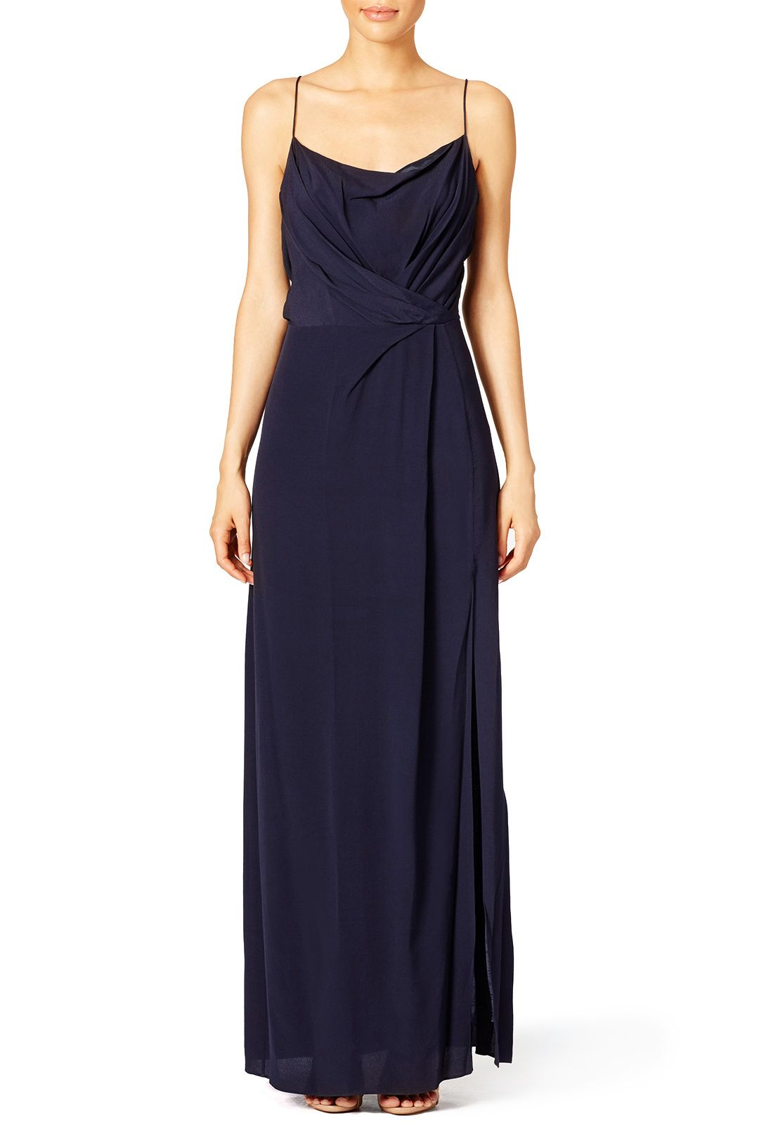 Rent nicole gown by carven for only at rent the runway