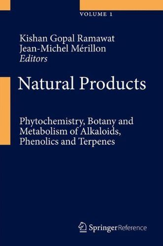 The Handbook Describes Phytochemicals Which By The Strictest Definition Are Chemicals That Are Produced By Plants During Botany Terpenes Faculty Of Science