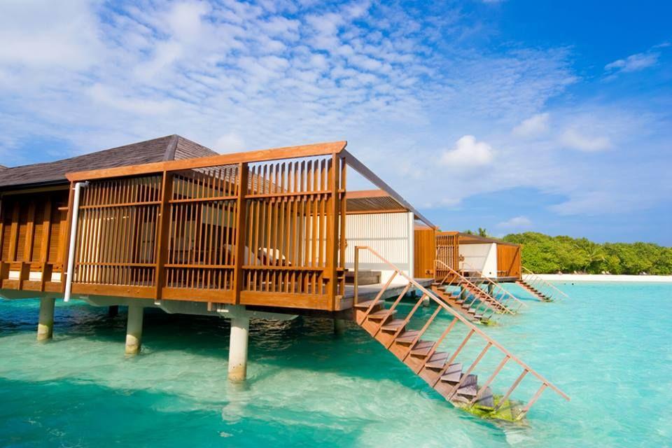 Want To Experience This Stunning Haven Villa At PARADISE Island - Island resort maldives definition paradise