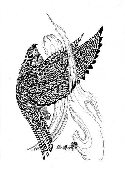 Dragons Snakes Birds Skulls Jack Mosher Tattoo Designs Japanese Tattoo Designs Flash Tattoo