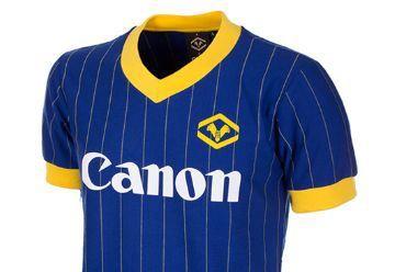 Hellas Verona x COPA 1985 Scudetto Collection | Sports ...