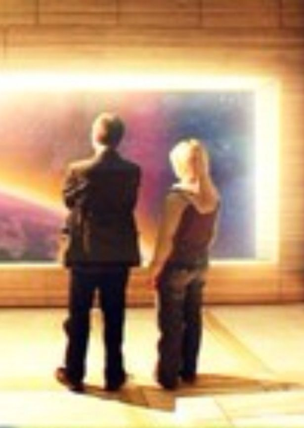 Rose Tyler and the 9th doctor