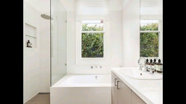 limited space bathroom with bath  bathroom bathtub modern