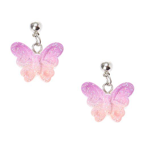 claires jewelry accessories girls kids ombre butterfly