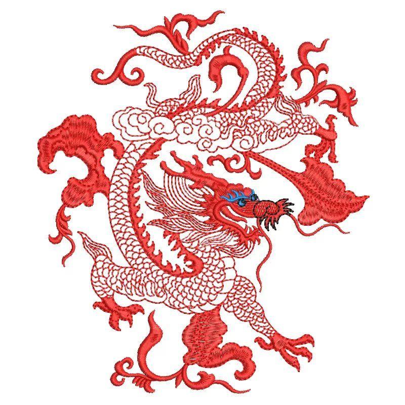 Картинки с китайскими драконами это время