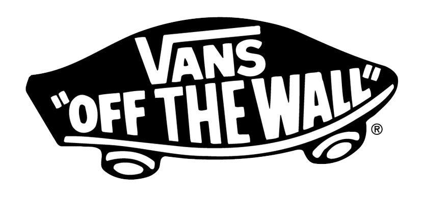 Skateboard Logo Vans Stickers Vans Off The Wall