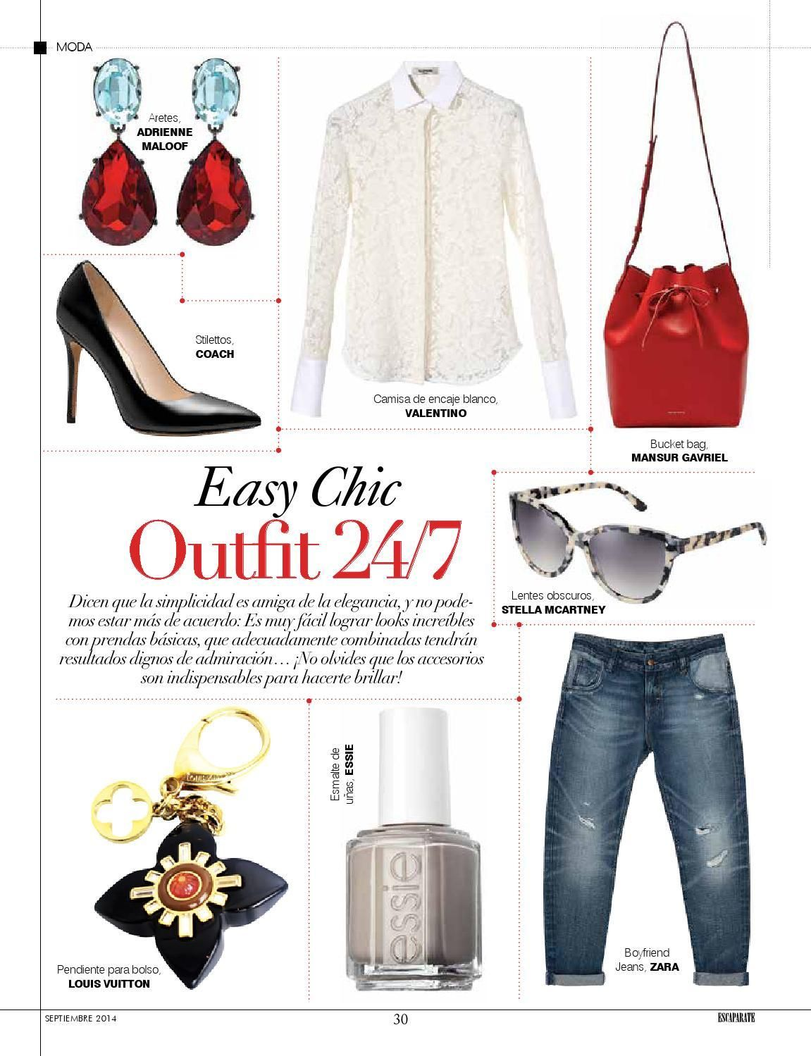 The Fashion Issue. Edición Especial de Moda En Portada: Mariana Bayón