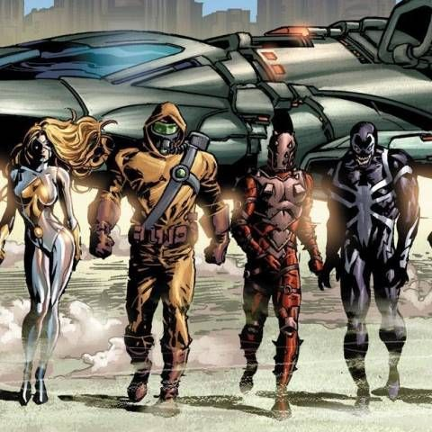 Thunderbolts...best story arc to date