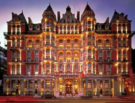 Mandarin Oriental Is A Top Luxury 5 Star Hotel Near Hyde Park London Landmark And â œroyalâ Londons