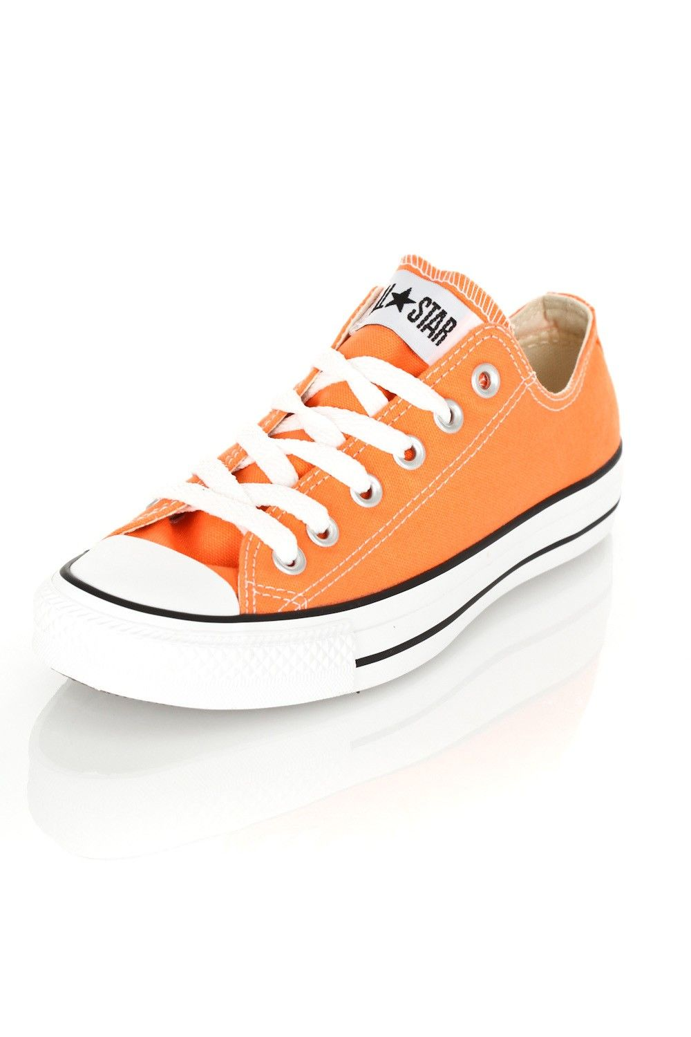 ALL STAR FEMME BASSES CTAS SEASON OX CONVERSE ORANGE