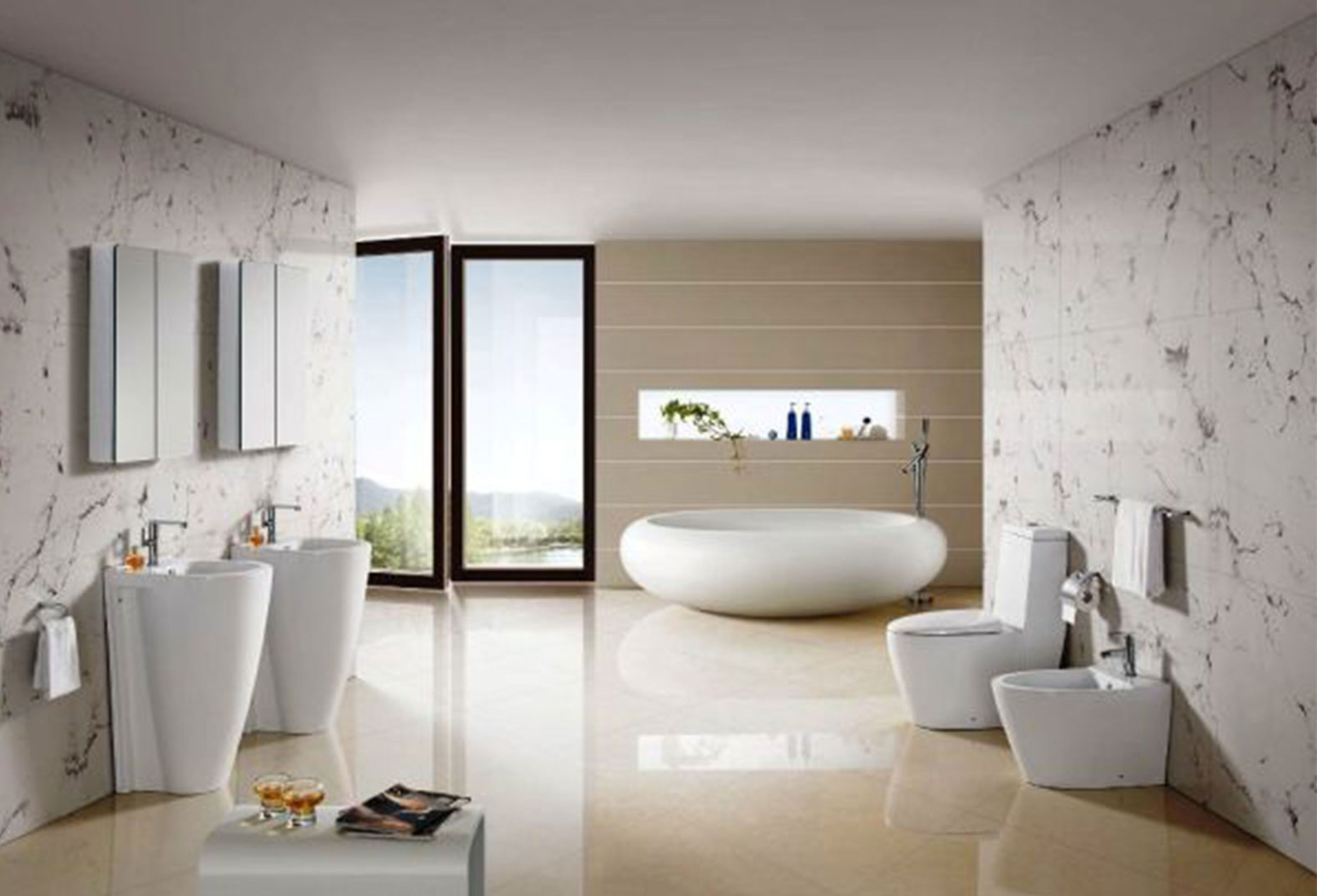 Amazing Decorating Ideas For Bathrooms Ideas Exciting Small ...
