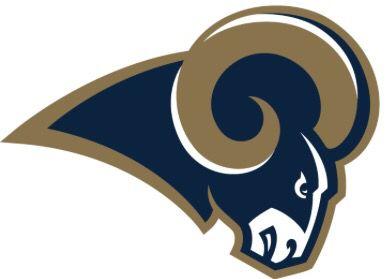 6a8e9d4e St. Louis / Los Angeles Rams logo (2000 - 2016)   Los Angeles Rams ...