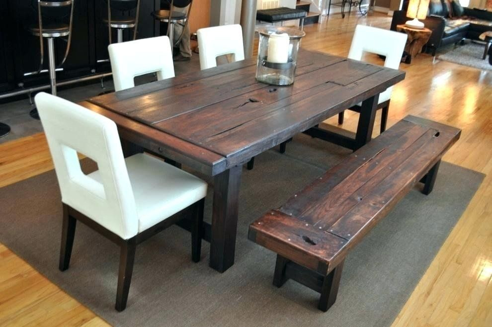 33++ Dark oak dining table and 4 chairs Trending