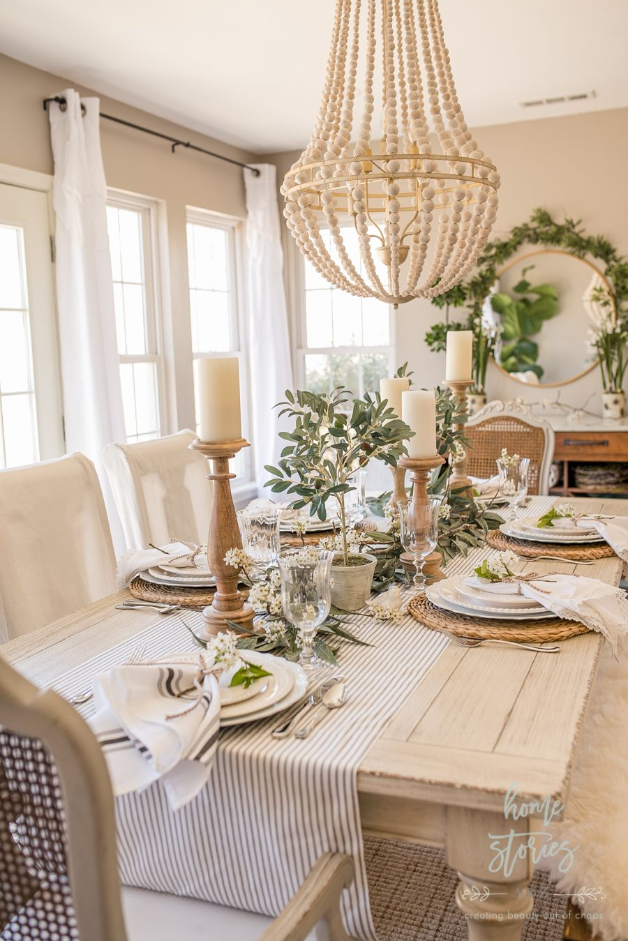 Spring Table Settings How To Create A Gorgeous Spring Table