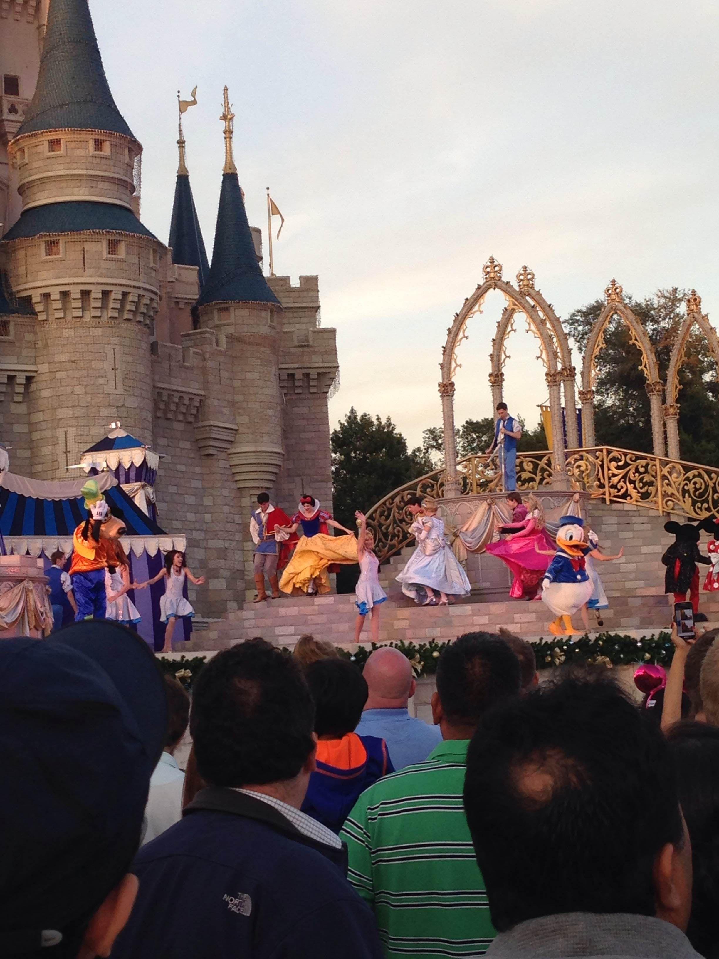 Cartoon Theater Orlando Florida Walt Disney World Walt