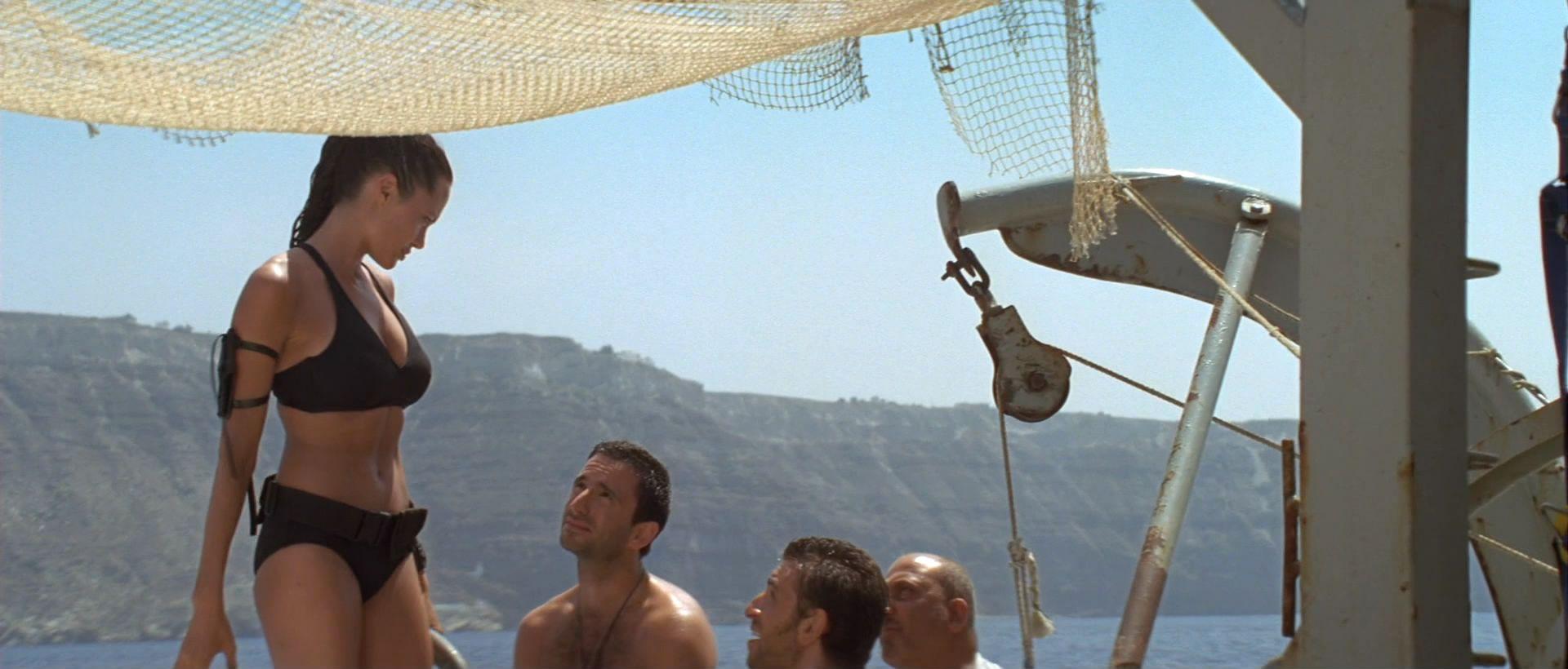 Αποτέλεσμα εικόνας για Tomb Raider: The Cradle of Life mykonos