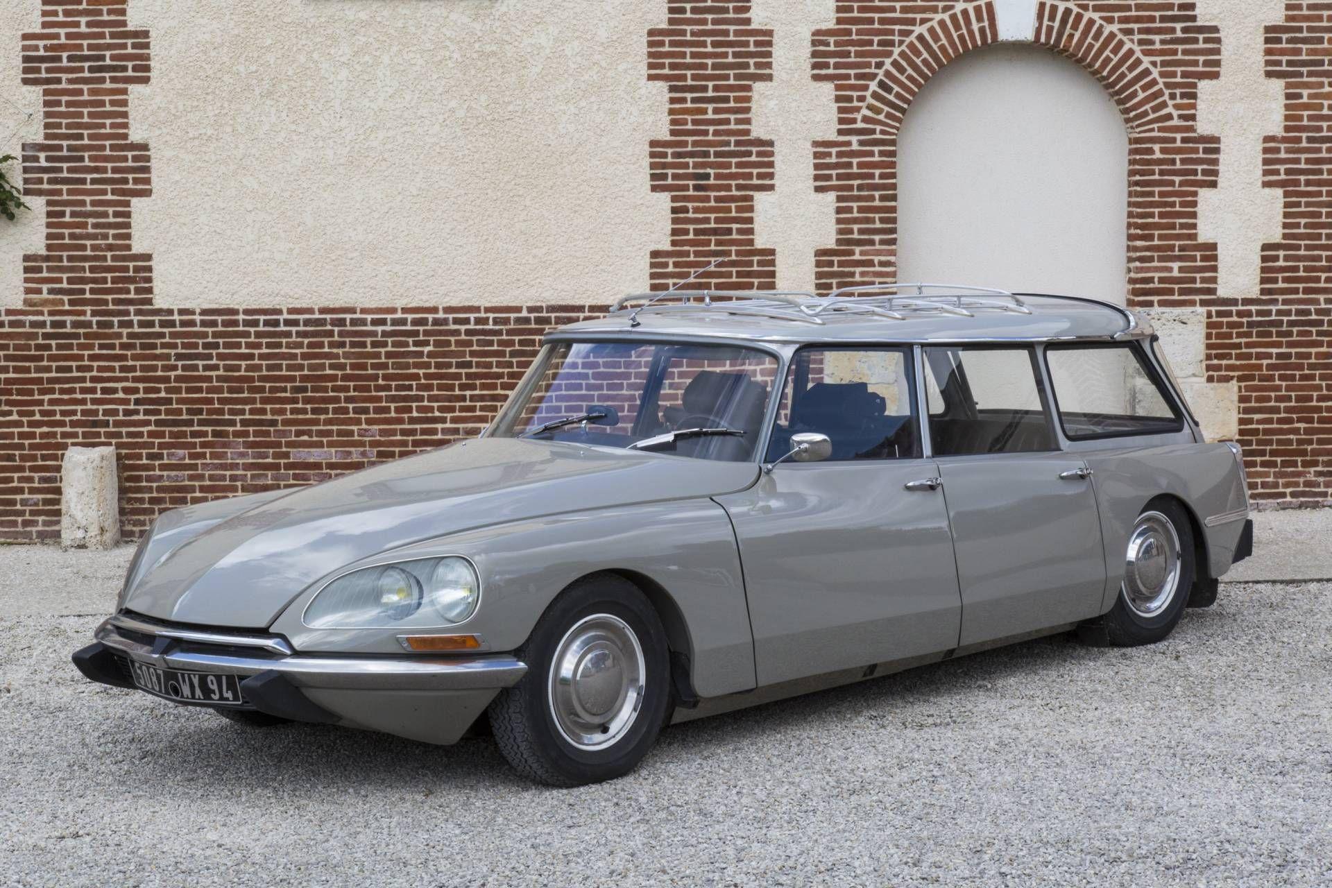 Citroën ID 21 Break | Citroen DS | Pinterest | Ds, Citroen ds and ...