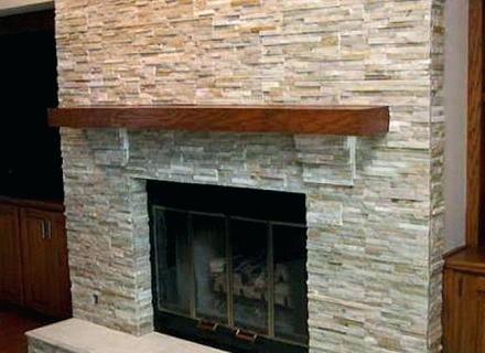 resurface brick fireplace - Google Search | Brick fireplace, Fireplace, Home decor