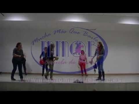 Baile en Grupo (Line Dance) Country Coyote Dax - YouTube   Baile ...
