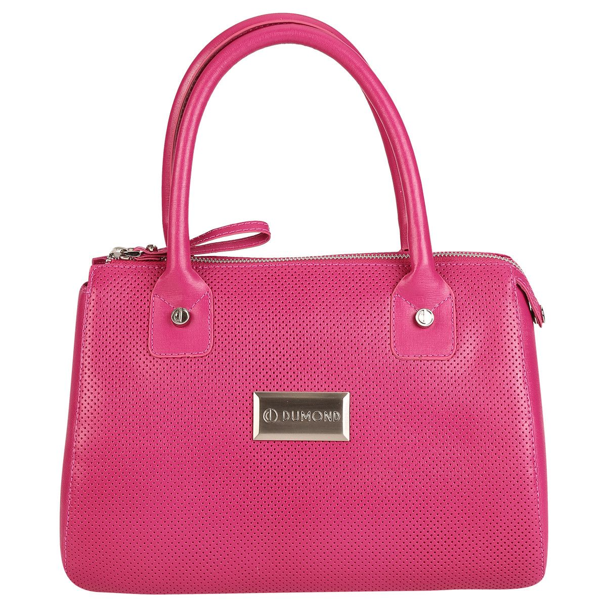 dd22b443e Bolsa Dumond Baú Básico Logo Pink | Zattini | accessories | Bau ...