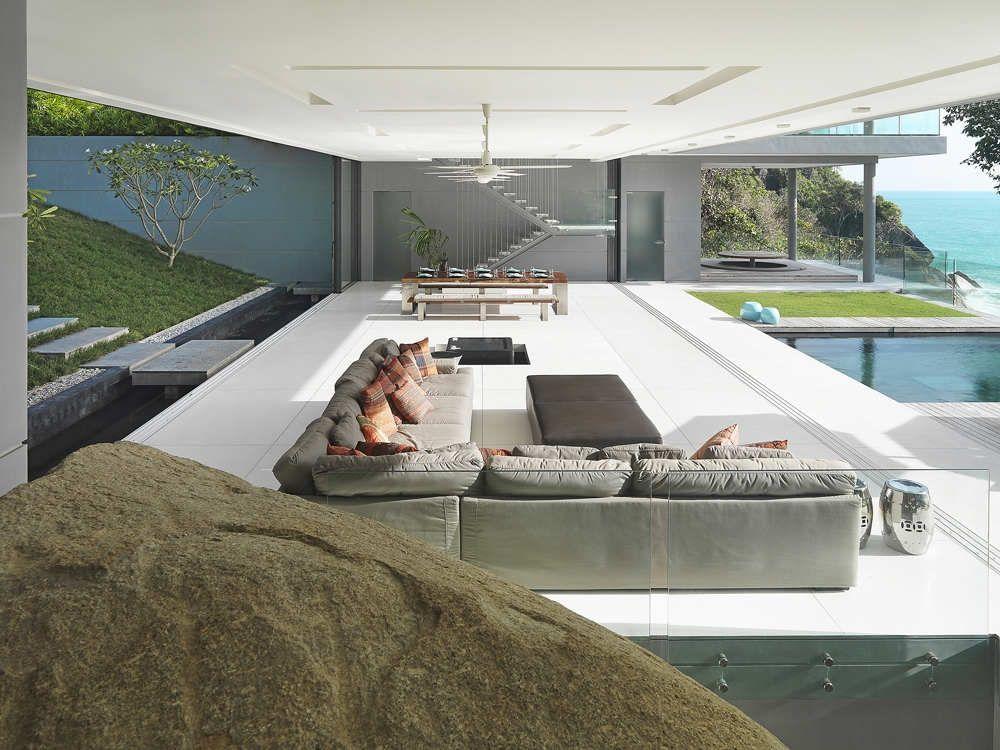Villa Amanzi / Original Vision