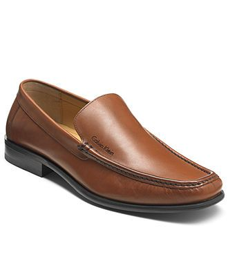 Calvin Klein Neil Loafers..these are just generally a good pair of shoes.