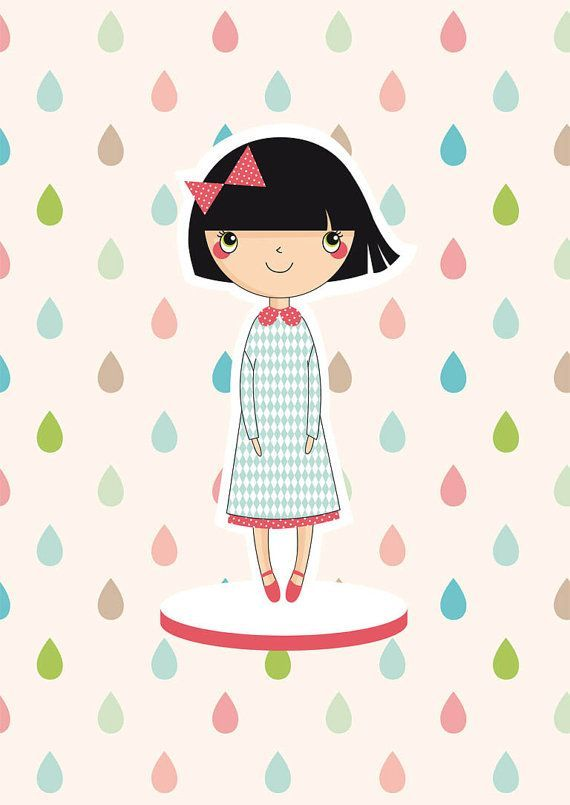73d31e234703b8 Ilustrações para quadros infantis - Baixe, imprima e decore ...