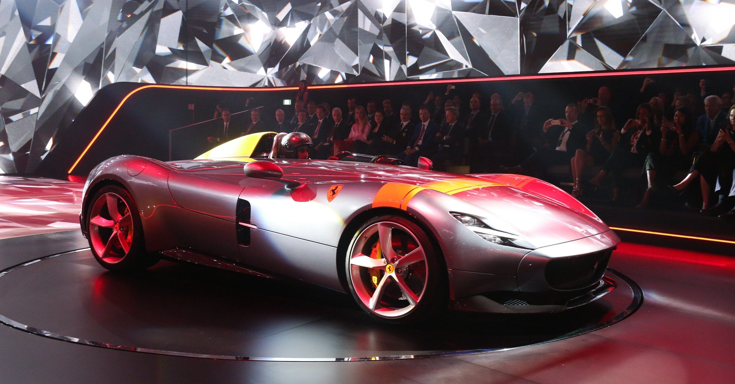 This Week In The Future Of Cars Electric Start Ferrari Monza