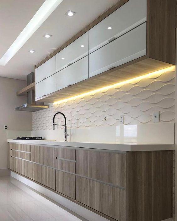 Decor cozinhas sem puxadores cozinha decora o for Plaquetas decorativas para exterior