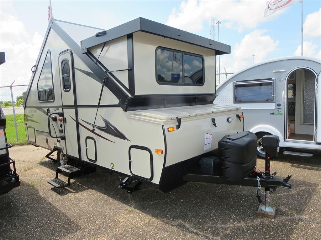 Check Out This 2018 Forest River Rockwood Hard Side A214hw Listing