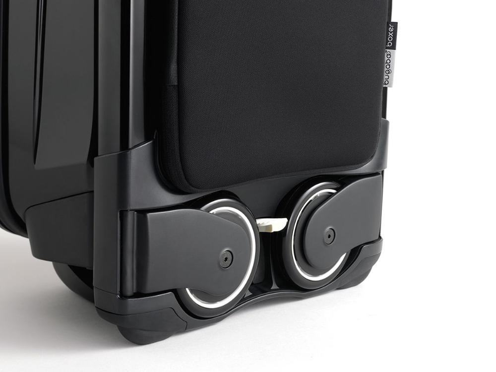 移動をワクワクに変える画期的スーツケース バガブー ボクサー gq japan backpack design concept best luggage travel case
