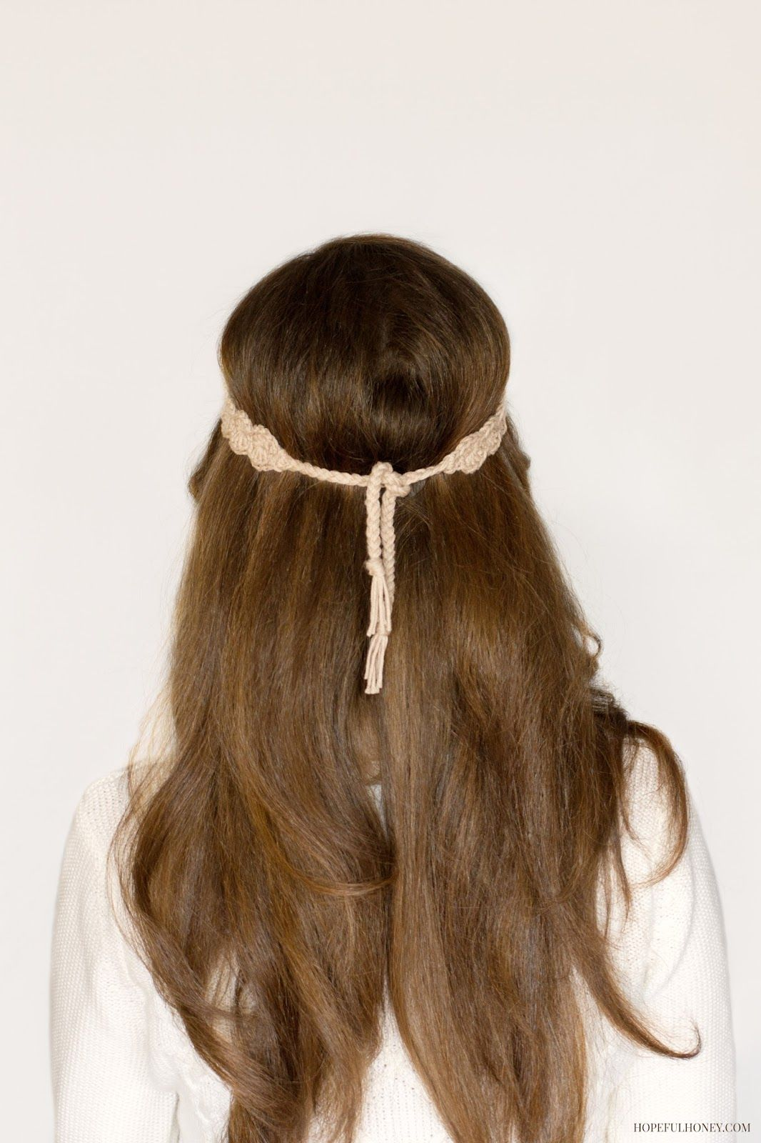 Bloomswirl Headband Crochet Pattern | Headband crochet, Crochet and ...