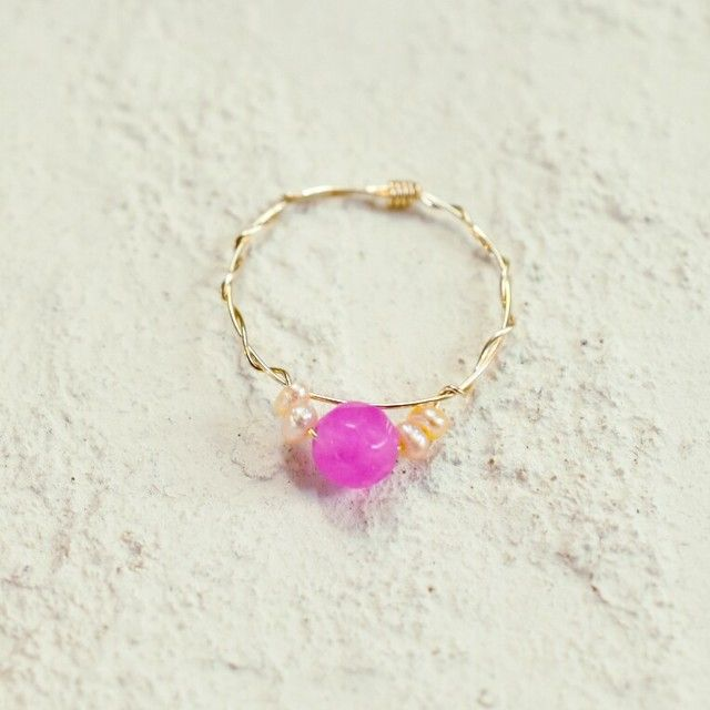 #mayumirings #goldfilled #accessories #jewelry #handmade #14kgf #ring #gemstone #fall #autumn #fw16