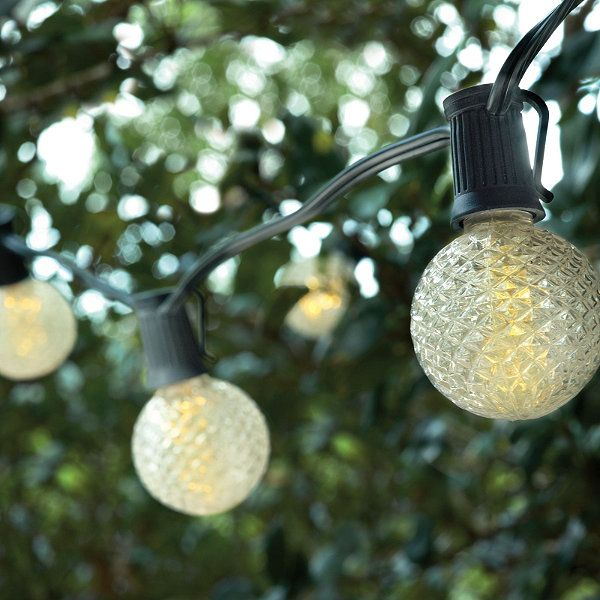 Battery-operated Bistro String Lights