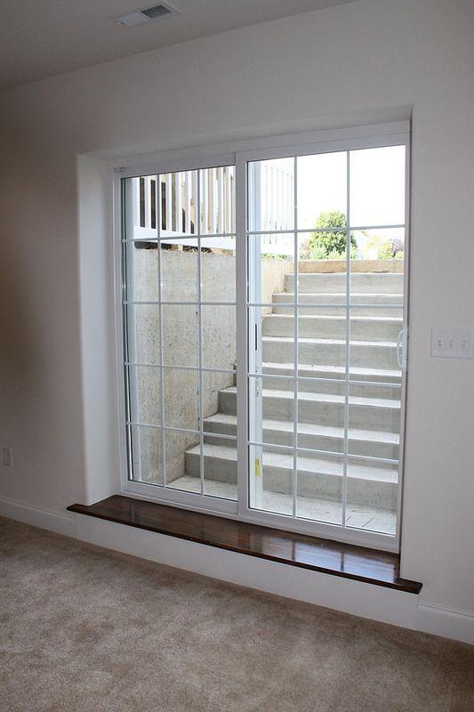 Egress Window And Door Photo Gallery Basement Entrance Egress Window Landscaping Egress Window