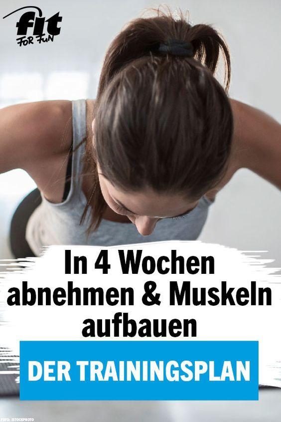 Photo of Schnell Muskeln aufbauen: 4 Wochen ideales Fatburning – FIT FOR FUN