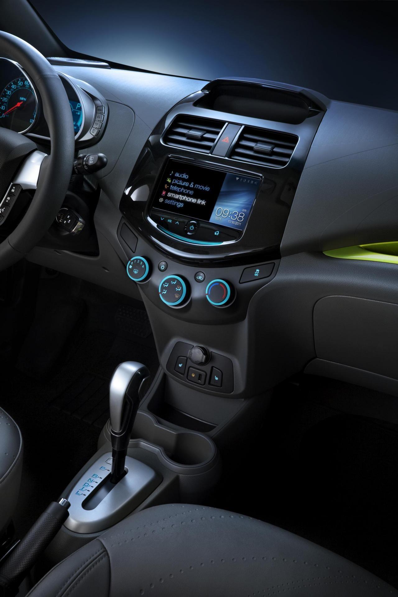 2013 Chevrolet Spark Interior Http Www Jonhallchevrolet Com