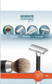 Merkur Manufacturers Of Fine Double Edge Safety Razors Shaving Brushes And Accessories A Division Of Dovo In Solingen Germany Since 1996 Rasieren Solingen