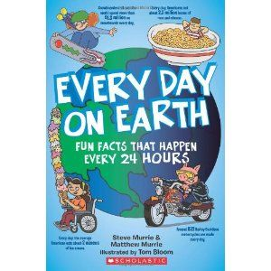 Every Day On Earth: Fun Facts That Happen Every 24 Hours (Paperback)  http://ec2-184-73-132-36.compute-1.amazonaws.com/index.php?pinterest=0545297060