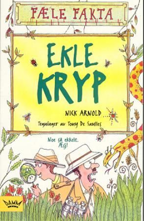 """""""Ekle kryp"""" av Nick Arnold"""