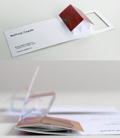 30+ Architects Business Cards Inspiration - Smashfreakz