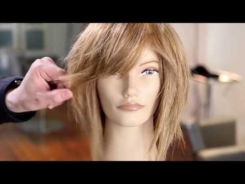 Shag haircut tutorial medium length layered haircut with a razor shag haircut tutorial medium length layered haircut with a razor youtube solutioingenieria Image collections