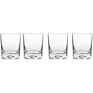 Luigi Bormioli On the Rocks Double Old-Fashioned Glass, Set ...