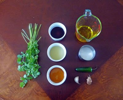 Life Tastes Good: Cilantro-Lime Dressing and/or marinade